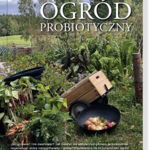 Ogrod probiotyczny - okładka książki